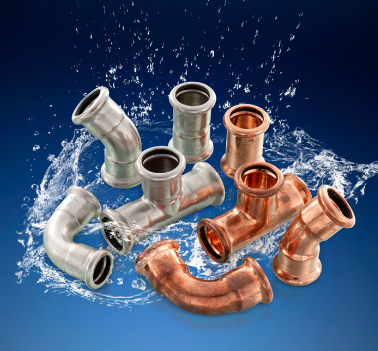 copper-stainless-steel-press-fit-fittings
